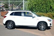2015 Mitsubishi ASX XB MY15 LS White 6 Speed Sports Automatic Wagon Wayville Unley Area Preview