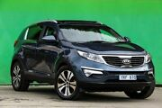 2011 Kia Sportage SL Platinum Grey 6 Speed Sports Automatic Wagon Ringwood East Maroondah Area Preview