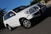 2011 Toyota Landcruiser VDJ200R MY10 GXL White 6 Speed Sports Automatic Wagon Nailsworth Prospect Area Preview