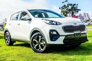 2019 Kia Sportage QL MY19 Si 2WD Clear White 6 Speed Sports Automatic Wagon Wangara Wanneroo Area Preview
