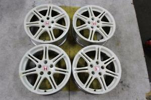 JDM CIVIC TYPE-R EP3 WHEELS