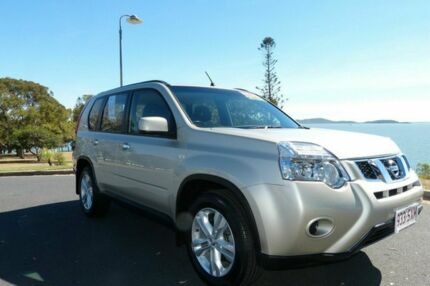 2012 Nissan X-Trail T31 Series V ST Gold 1 Speed Constant Variable Wagon
