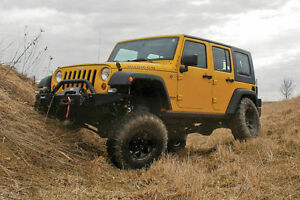 Jeep Lift Kits With Installation Included!