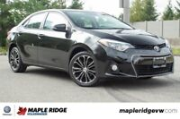 2016 Toyota Corolla S SUNROOF, HEATED SEATS, WELL EQUIPPED, GREA Vancouver Greater Vancouver Area Preview