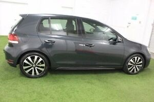 2012 Volkswagen Golf VI MY12.5 GTD DSG Grey 6 Speed Sports Automatic Dual Clutch Hatchback Moonah Glenorchy Area Preview