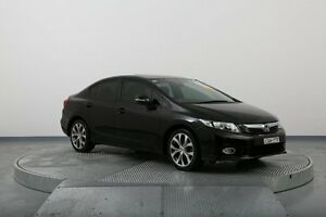 2012 Honda Civic 9th Gen Sport Black 5 Speed Sports Automatic Sedan Old Guildford Fairfield Area Preview