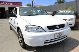 2003 Holden Astra TS City White 4 Speed Automatic Sedan Pooraka Salisbury Area Preview