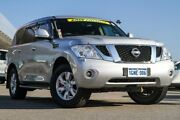 2015 Nissan Patrol Y62 TI-L Silver 7 Speed Sports Automatic Wagon Cannington Canning Area Preview
