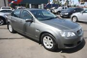 2010 Holden Commodore VE II Omega Grey 6 Speed Sports Automatic Sedan Kingsville Maribyrnong Area Preview