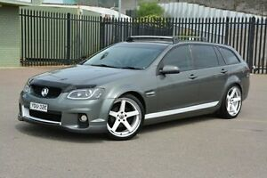 2011 Holden Commodore VE II Omega Sportwagon Grey 6 Speed Sports Automatic Wagon Broadmeadow Newcastle Area Preview