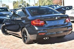 2014 BMW 228I F22 M Sport Black 8 Speed Sports Automatic Coupe Osborne Park Stirling Area Preview