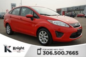 2012 Ford Fiesta SE! Bluetooth! Heated Seats! Accident Free!