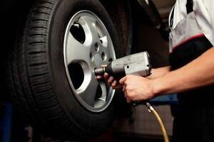 change tires open WEEKENDS ! 902-817-54-52 DAN