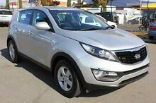2015 Kia Sportage SL MY15 Si 2WD Silver 6 Speed Sports Automatic Wagon Moonah Glenorchy Area Preview