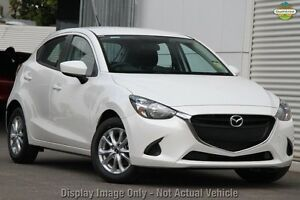 2016 Mazda 2 DJ MY16 Maxx Snowflake White Pearl 6 Speed Manual Hatchback Liverpool Liverpool Area Preview