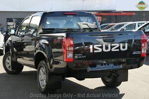 2013 Isuzu D-MAX MY14 LS-M Crew Cab Black 5 Speed Manual Utility Wangara Wanneroo Area Preview