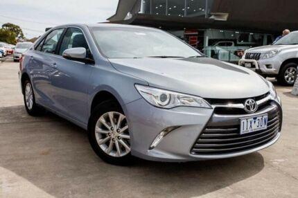 2016 Toyota Camry Blue Sports Automatic Sedan