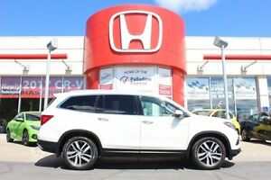 2016 Honda Pilot Touring - ADVENTURE READY SUV -