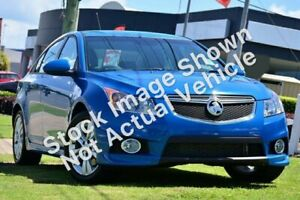 2014 Holden Cruze JH MY14 SRi Blue 6 Speed Automatic Sedan Victoria Park Victoria Park Area Preview
