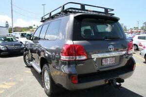 2012 Toyota Landcruiser VDJ200R MY10 GXL Grey 6 Speed Sports Automatic Wagon