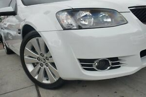 2012 Holden Commodore VE II MY12.5 Z-Series White 6 Speed Automatic Sedan Waitara Hornsby Area Preview