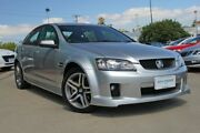 2007 Holden Commodore VE MY08 SS Silver 6 Speed Automatic Sedan Victoria Park Victoria Park Area Preview