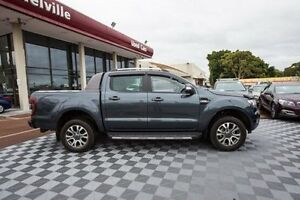2015 Ford Ranger PX MkII Wildtrak Double Cab Grey 6 Speed Manual Utility Alfred Cove Melville Area Preview