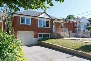 Absolutely Stunning 3 + 2 Bdrm Bungalow @ Briar Hill Ave