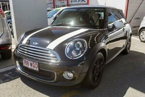 2011 Mini Hatch R56 LCI Cooper Steptronic Black 6 Speed Sports Automatic Hatchback Cleveland Redland Area Preview