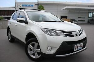 2012 Toyota RAV4 ALA49R Cruiser AWD White 6 Speed Sports Automatic Wagon Maroochydore Maroochydore Area Preview