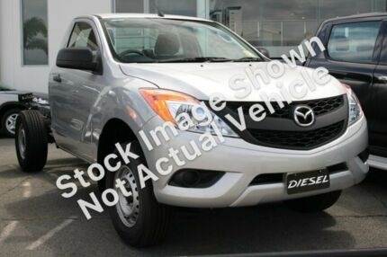 2014 Mazda BT-50 Grey Manual Ayr Burdekin Area Preview