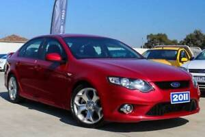 From $90 per week on finance* 2011 Ford Falcon FG XR6 Coburg Moreland Area Preview