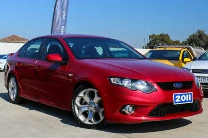 From $390 Per Month on finance* 2011 Ford Falcon FG XR6