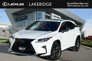 2017 Lexus RX 350 F Sport 2, No Accidents, Navi / Leather / Roof