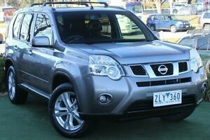 2012 Nissan X-Trail T31 Series V ST-L 2WD Brown 1 Speed Constant Variable Wagon Berwick Casey Area Preview