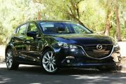 2014 Mazda 3 BM5438 SP25 SKYACTIV-Drive Blue 6 Speed Sports Automatic Hatchback Hawthorn Mitcham Area Preview