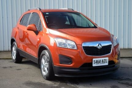 2013 Holden Trax TJ MY14 LS Orange 6 Speed Automatic Wagon Port Adelaide Port Adelaide Area Preview