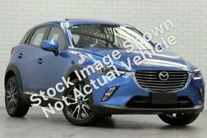 2018 Mazda CX-3 DK2W7A Akari SKYACTIV-Drive Blue 6 Speed Sports Automatic Wagon South Melbourne Port Phillip Preview