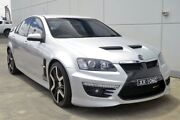 2010 Holden Special Vehicles GTS E Series 2 Silver 6 Speed Sports Automatic Sedan Thorngate Prospect Area Preview