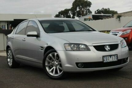 2009 Holden Calais  Nitrate Auto Seq Sportshift Sedan Watsonia North Banyule Area Preview