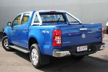 2015 Holden Colorado RG MY16 LTZ Crew Cab Blue 6 Speed Sports Automatic Utility Wilston Brisbane North West Preview