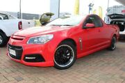2014 Holden Ute VF MY15 SV6 Ute Red 6 Speed Sports Automatic Utility Parramatta Park Cairns City Preview