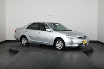 2005 Toyota Camry MCV36R Upgrade Ateva Silver 4 Speed Automatic Sedan Greenacre Bankstown Area Preview