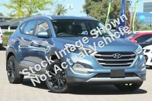 2016 Hyundai Tucson TL MY17 30 D-CT AWD Special Edition Ash Blue 7 Speed Mill Park Whittlesea Area Preview