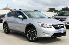 2012 Subaru XV G4-X MY12 2.0i-S Lineartronic AWD Silver 6 Speed Constant Variable Wagon Craigieburn Hume Area Preview