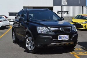 2010 Holden Captiva CG MY10 5 Black 5 Speed Manual Wagon Claremont Nedlands Area Preview
