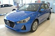 2018 Hyundai i30 PD MY18 Go Blue 6 Speed Manual Hatchback Hoppers Crossing Wyndham Area Preview