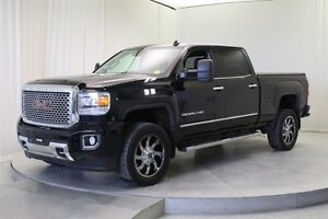 2015 GMC DENALI 2500 Denali Crew Cab *Aftermarket Rims-Heated/Co