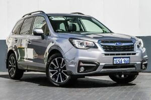 2018 Subaru Forester S4 MY18 2.5i-S CVT AWD Silver 6 Speed Constant Variable Wagon Maddington Gosnells Area Preview