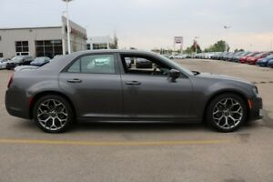 2017 Chrysler 300 S Leather,  Heated Seats,  Panoramic Roof,  Ba